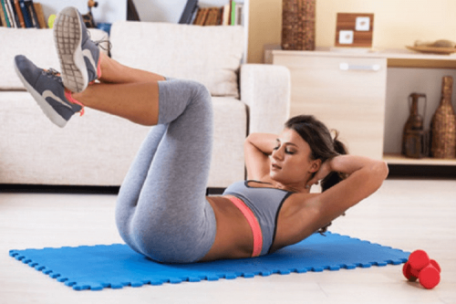 How to Get Super Fit – Without Leaving the House