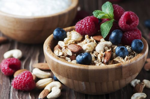 Seven High Protein Power Snacks