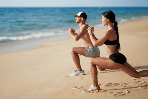 Are You Fit for a Holiday?