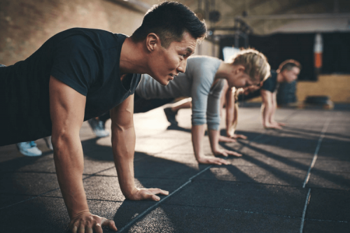 Burpees – The Move You Love to Hate