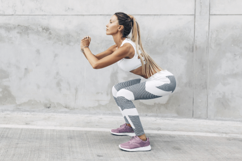 Five Explosive Moves to Tighten Your Glutes
