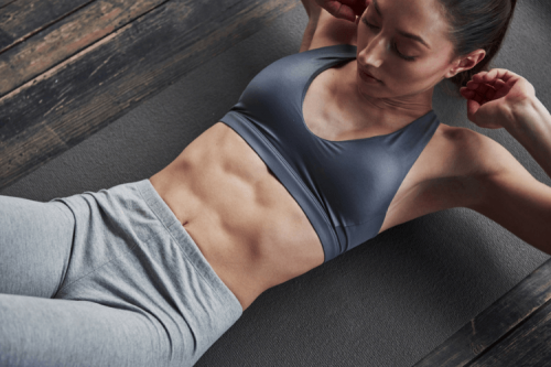 Five Great Exercises to Target Your Lower Abs