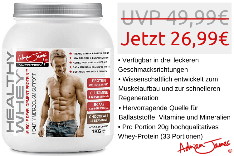 adrian james healthy whey