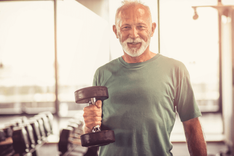 How to Exercise Yourself Young