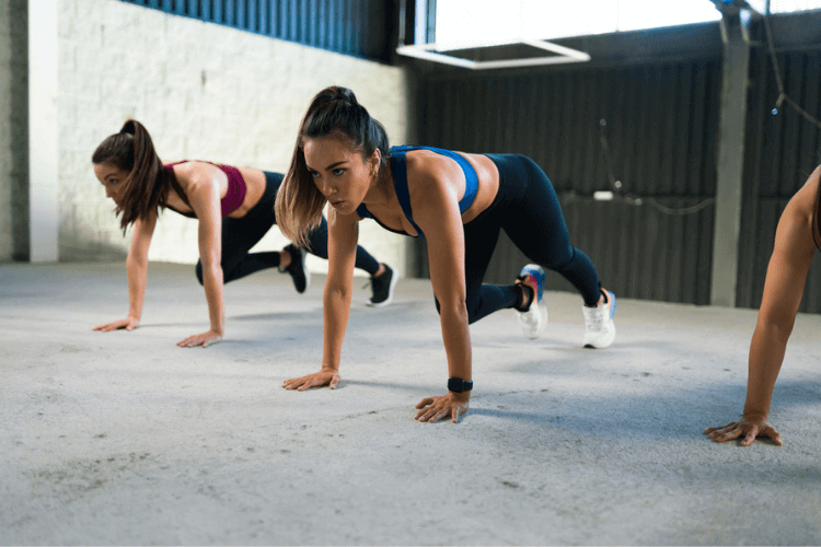 The Toughest 15-Minute Bootcamp on the Planet