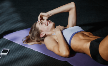 The Ultimate 15-Minute Abs Workout